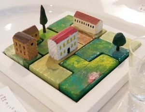「街のパズル」